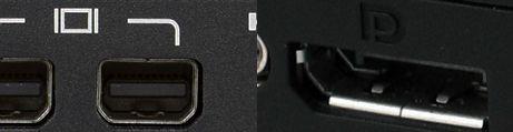 Mini Displayport vers Displayport